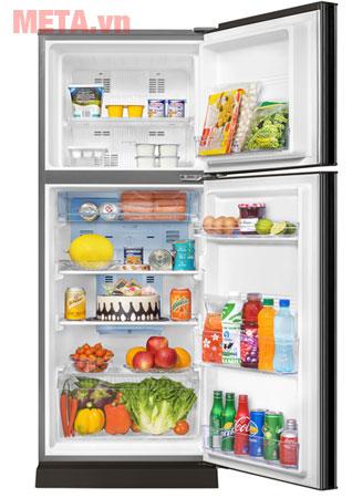 Tủ lạnh ngăn đá phía trên
