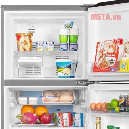 Tủ lạnh có ngăn cấp đông mềm tiện lợi
