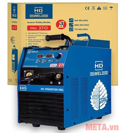 HD Weld MIG 270