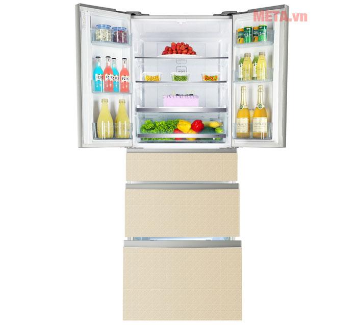 Tủ lạnh Aqua 455 lít