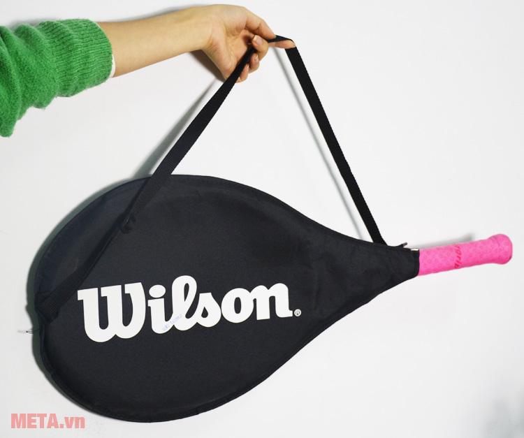 Vợt tennis có túi xách tiện dụng