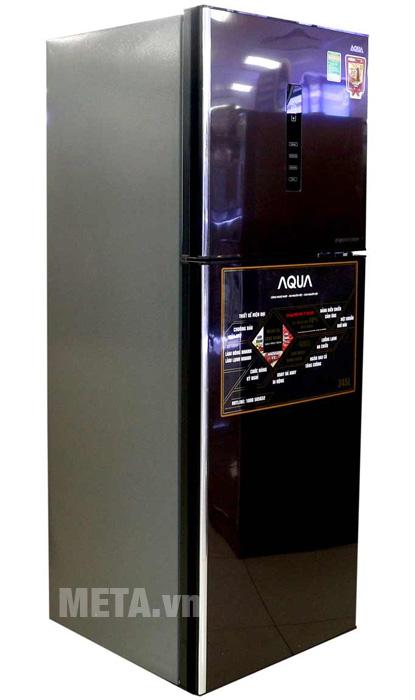 Tủ lạnh bảng điều khiển cảm ứng