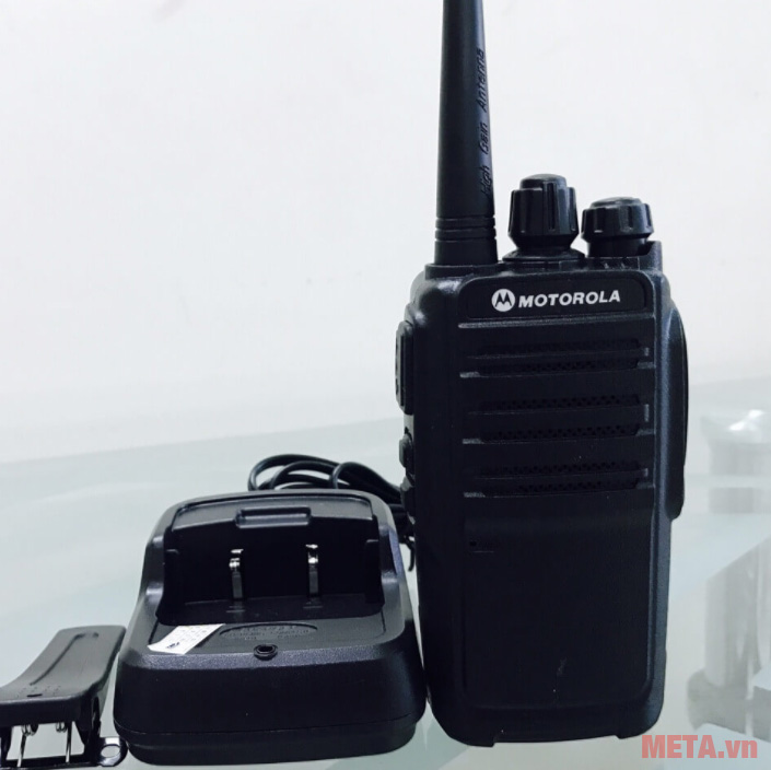 Hình ảnh máy bộ đàm Motorola CP 2168