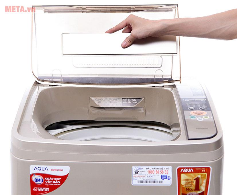 Cửa trên của máy giặt