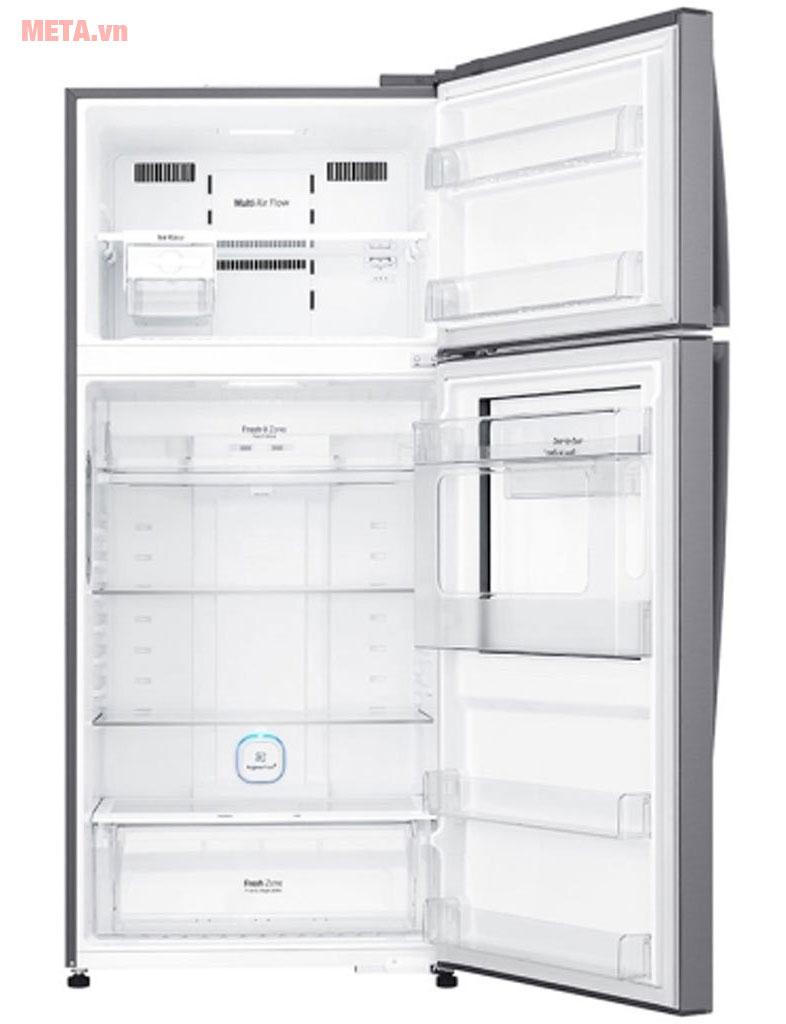 Tủ lạnh thiết kế tiện lợi