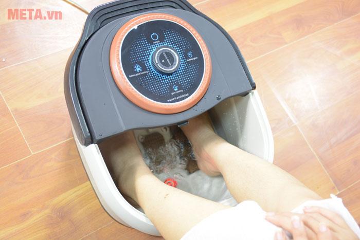 Ngâm chân tốt cho sức khỏe