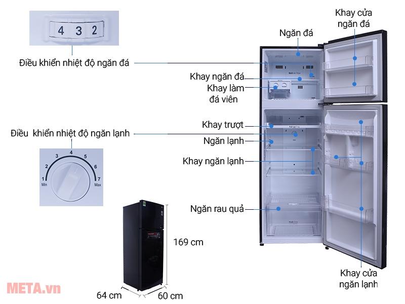 Tủ lạnh gia đình