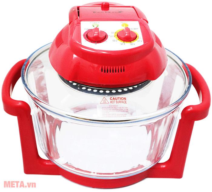 Lò nướng thủy tinh 11 lít