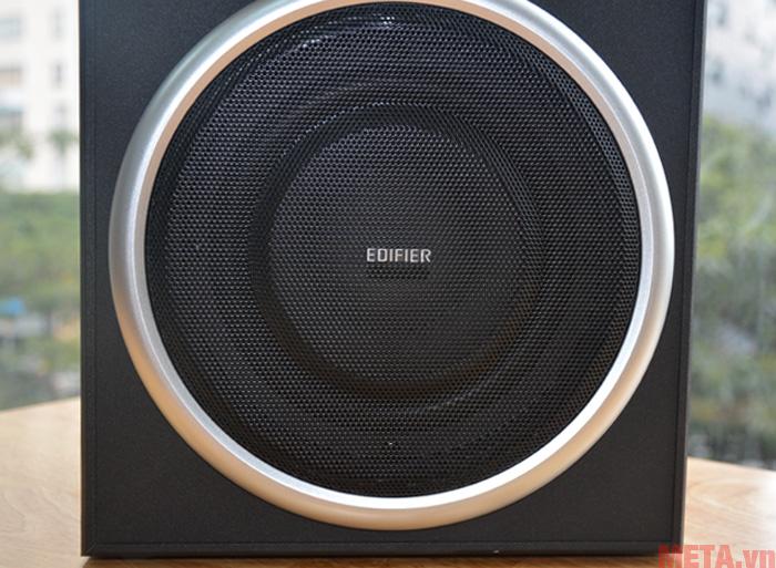 Loa Edifier P3080 có hệ thống loa 2.1 cho âm thanh mạnh mẽ, âm bass mạnh