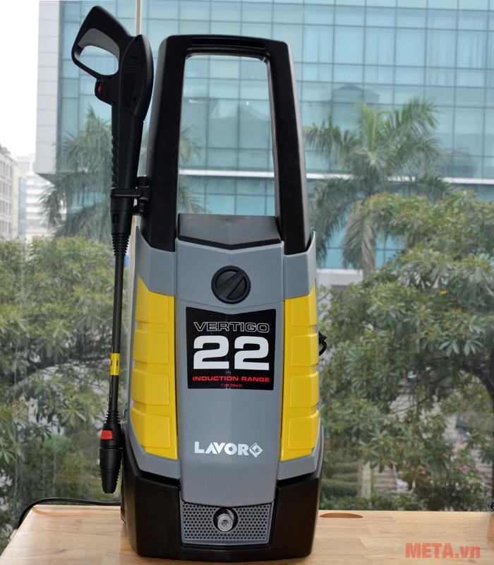 Lavor Vertigo 22 công suất mạnh mẽ  2200W, áp lực mạnh 150bar