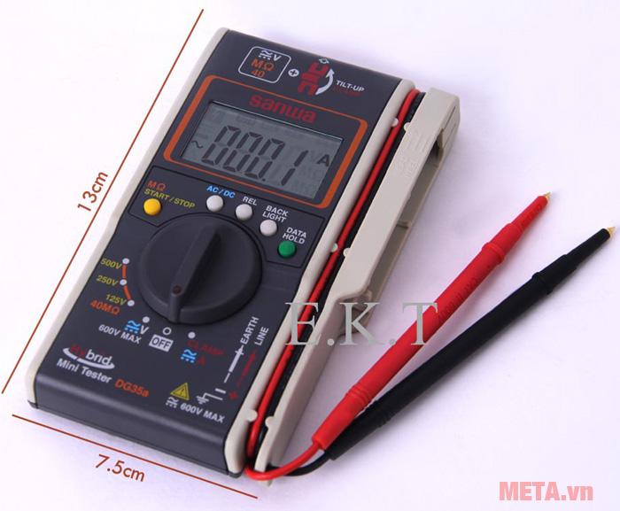 Đồng hồ đo điện trở cách điện