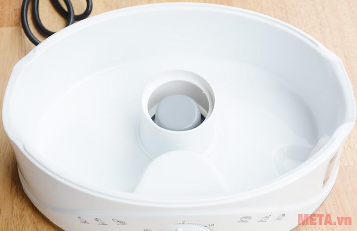 Khay đựng nước được làm từ chất liệu cao cấp an toàn cho sức khỏe