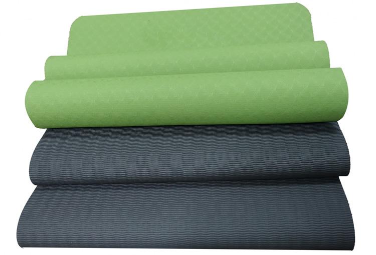 Thảm yoga Vinsa 6 ly được làm từ chất liệu cao cấp