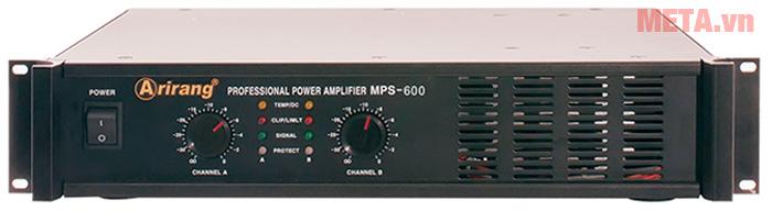 Máy tăng âm Amply Karaoke chuyên nghiệp Arirang MPS 600