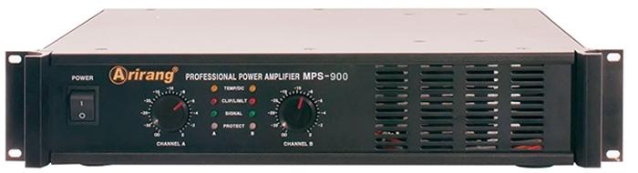 Hình ảnh máy tăng âm Amply Karaoke chuyên nghiệp Arirang MPS 900