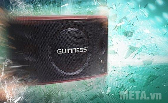 Loa karaoke Guinness đem lại âm thanh cực chất