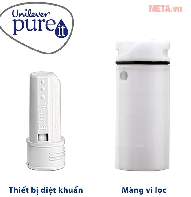 Bộ lọc nước cho máy lọc