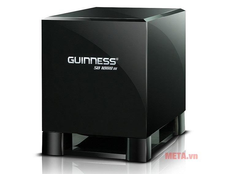 Loa Guinness SB-1800III có thiết kế sang trọng, đẳng cấp