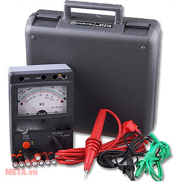 Bộ đồng hồ đo điện trở