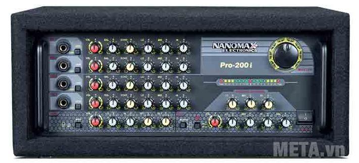 Hình ảnh amply Nanomax Pro 200I