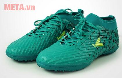 Giày đá bóng Mitre màu xanh