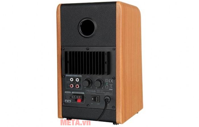 Các nút điều khiển của koa Bluetooth Microlab B77BT