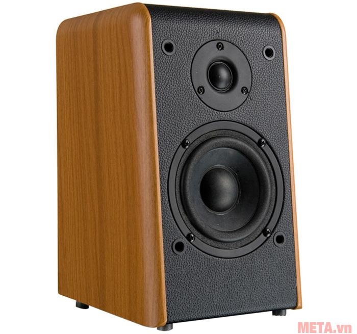 Loa Bluetooth Microlab B77BT có kích thước 154mm x 221mm x 266mm