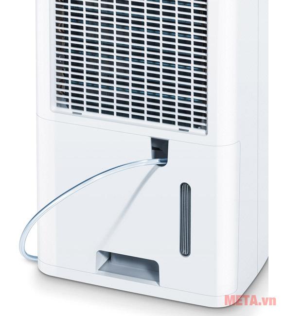 Ống dẫn nước thải của máy hút ẩm