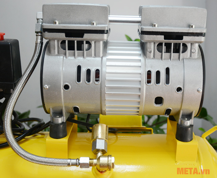 Động cơ máy nén khí không dầu