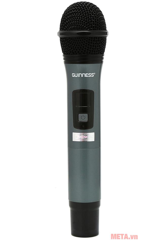 Micro karaoke Guinness MU-1220