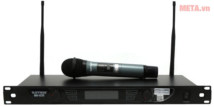Hình ảnh micro karaoke Guinness MU-1220