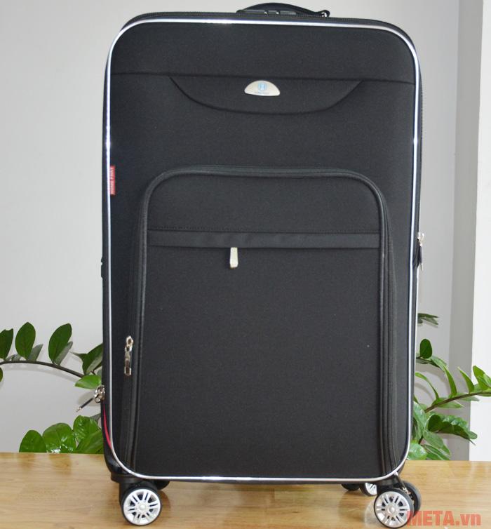 Hình ảnh vali 4 bánh xoay VLX012 24 inch
