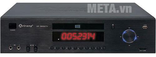 Arirang DVD 3600 KTV 2TB
