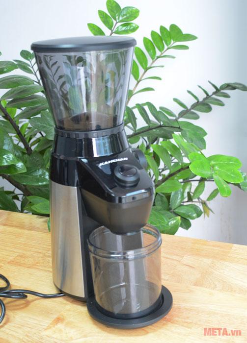 Hình ảnh máy xay cà phê chuyên nghiệp Kahchan CG9129