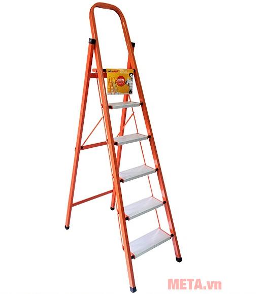 Hình ảnh thang sắt Pro bản to PRS-06