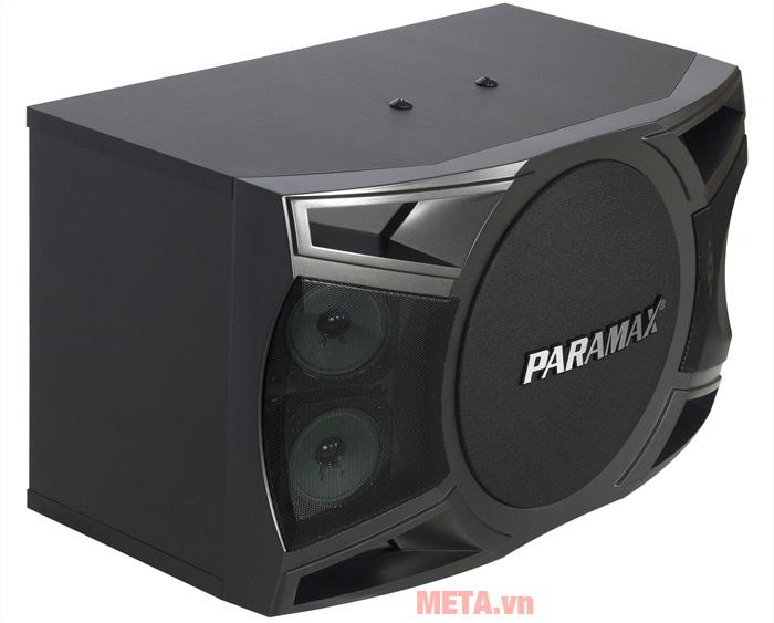 Loa karaoke Paramax P1000 New 2018 có thiết kế đẹp mắt