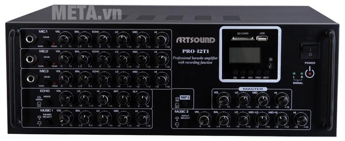 Artsound Pro 12T1