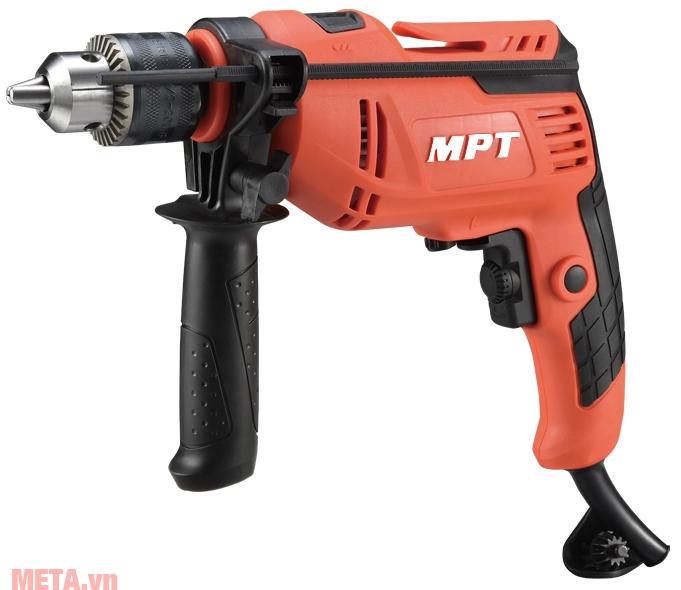 MPT MID5506 có nút duy trì thao tác khoan liên tục