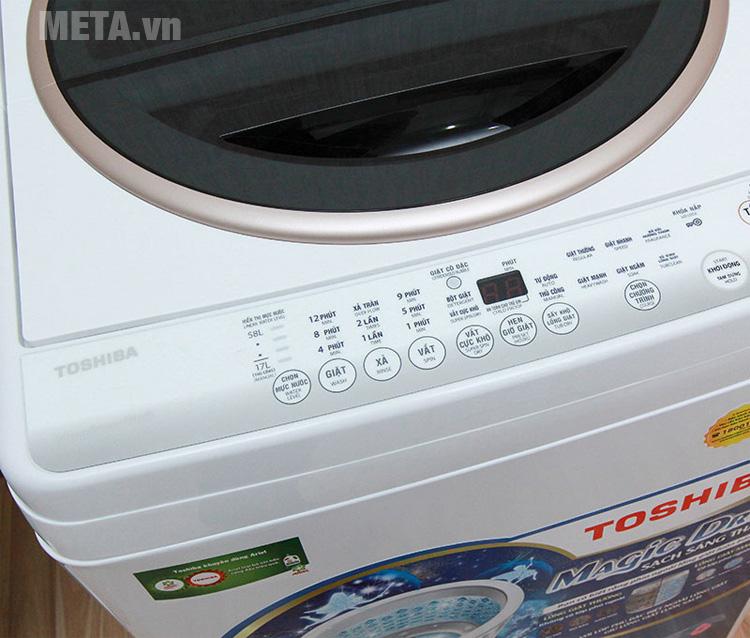 Chức năng máy giặt Toshiba AW-MF920LV WK