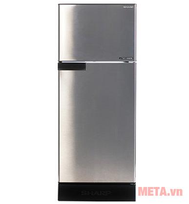 Hình ảnh tủ lạnh 2 cánh Inverter Sharp SJ-X176E-SL