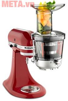 Dụng cụ ép nước trái cây KSM1JA dễ dàng sử dụng