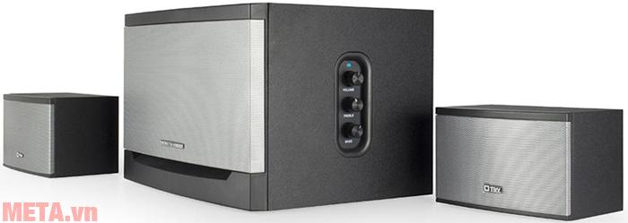 Loa Bluetooth Thonet & Vander LAUTBT 2.1 thiết kế hài hòa, đẹp mắt