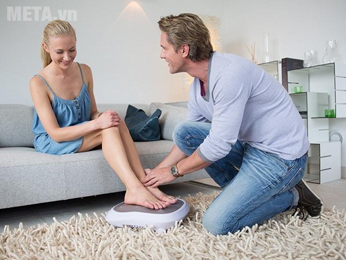 Máy massage chân gia đình