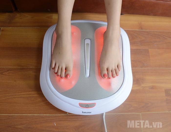 Chế độ masage chân