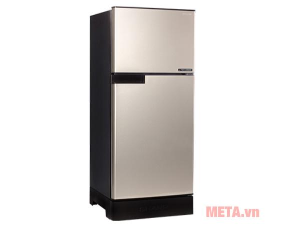 Tủ lạnh Inverter SJ-X176E-CS có tổng dung tích 165 lít