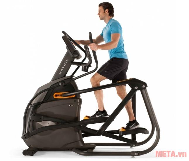 Tải trọng máy tập thể dục Matrix A50 XR