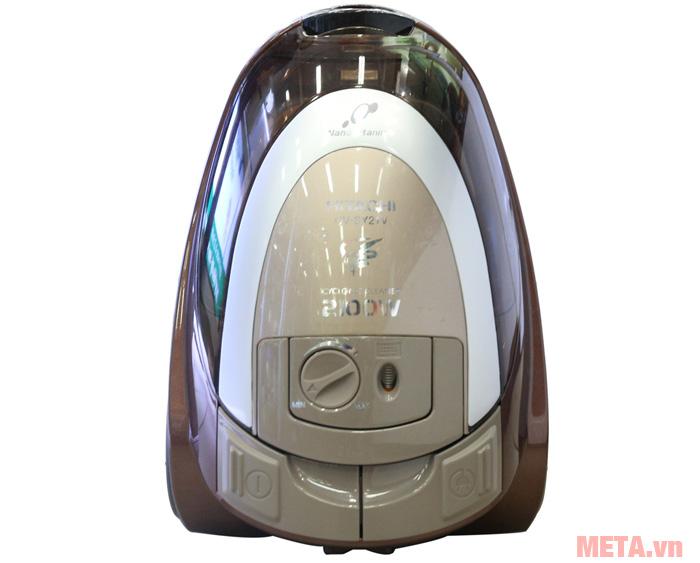 Máy có thiết kế nhỏ gọn người dùng dễ dàng di chuyển máy đến nhiều vị trí hút
