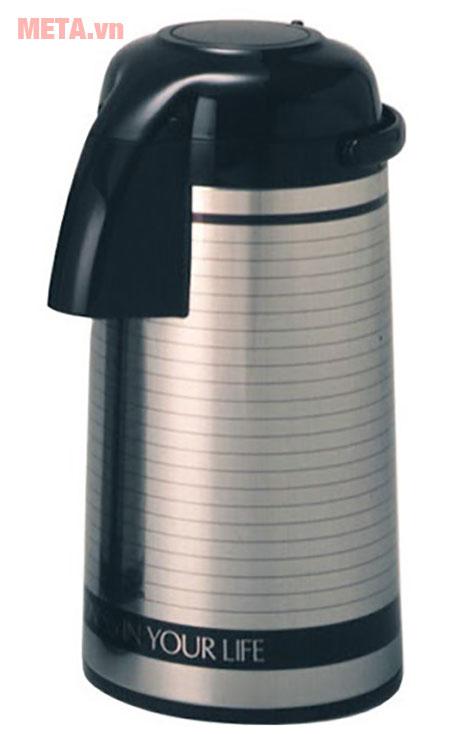 Bình thủy chứa ruột thủy tinh Tiger PNM-B30S