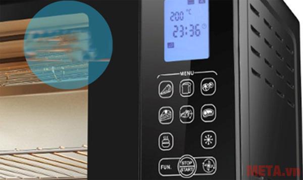 Lò nướng 50 lít Sanaky VH-5088S2D