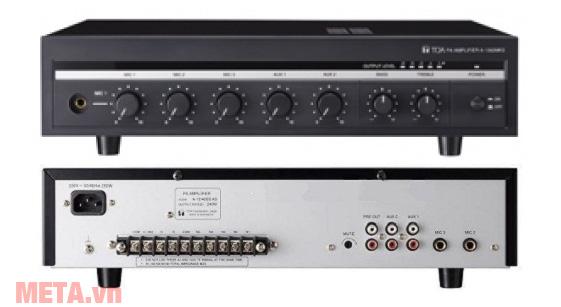 Thiết bị chỉnh âm Toa A-1360MK2 AS